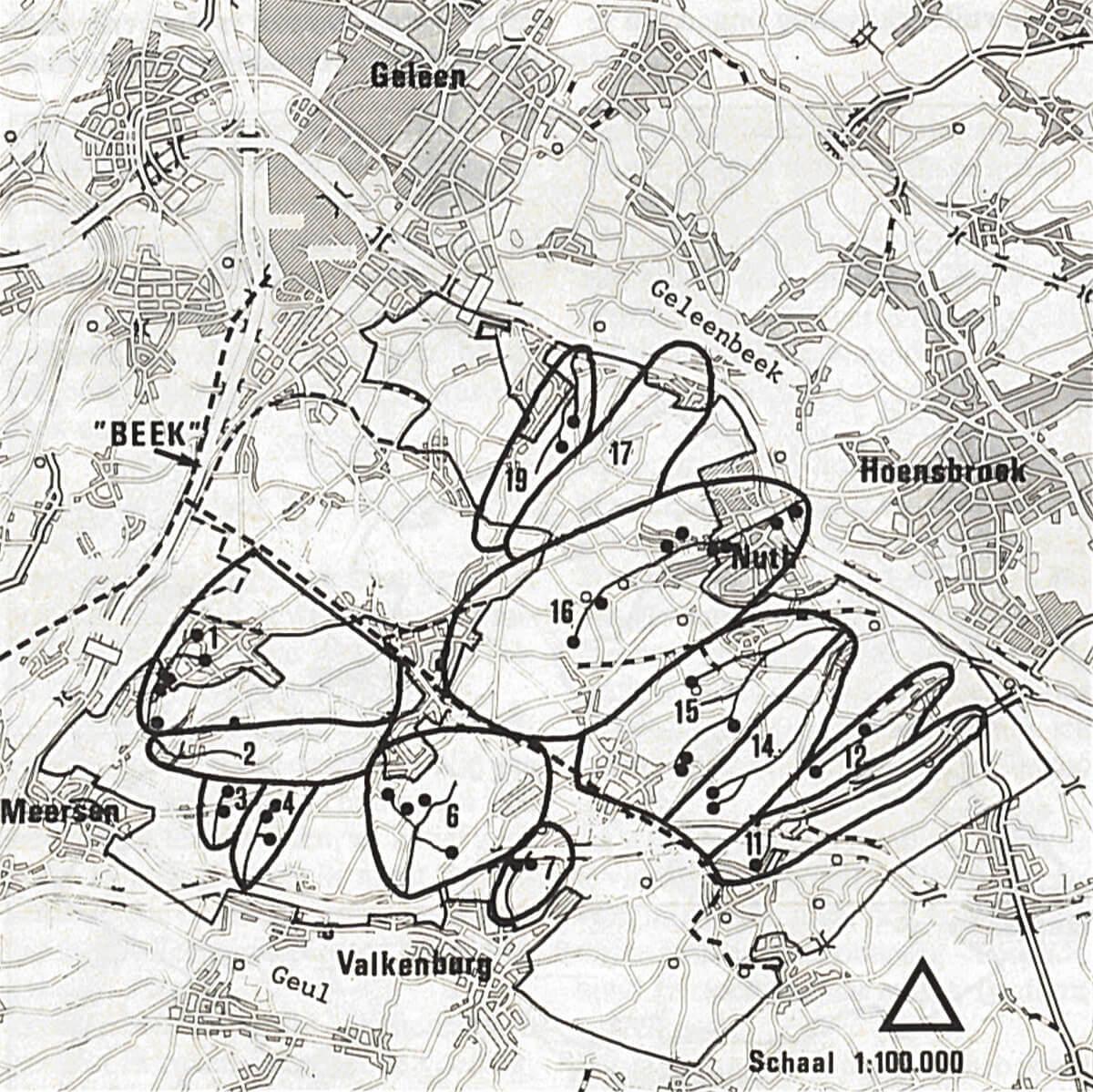 Herinrichting Centraal Plateau